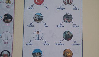 Eş Anlamlı Kelimeler Posteri