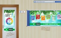 Yeşilay Haftası Hazır Pano ve Poster Tasarımları