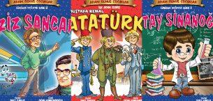 Adam Olmuş Çocuklar Serisi – İndirilebilir Kitaplar