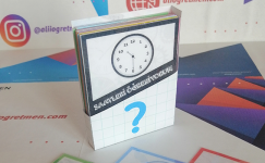 Tam & Yarım Saatler Öğretim Kartları